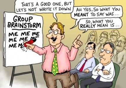 What to expect when……attending an APMG Facilitation